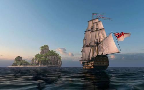 корабли игры Век Парусников