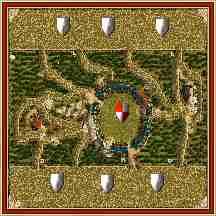 карты Stronghold