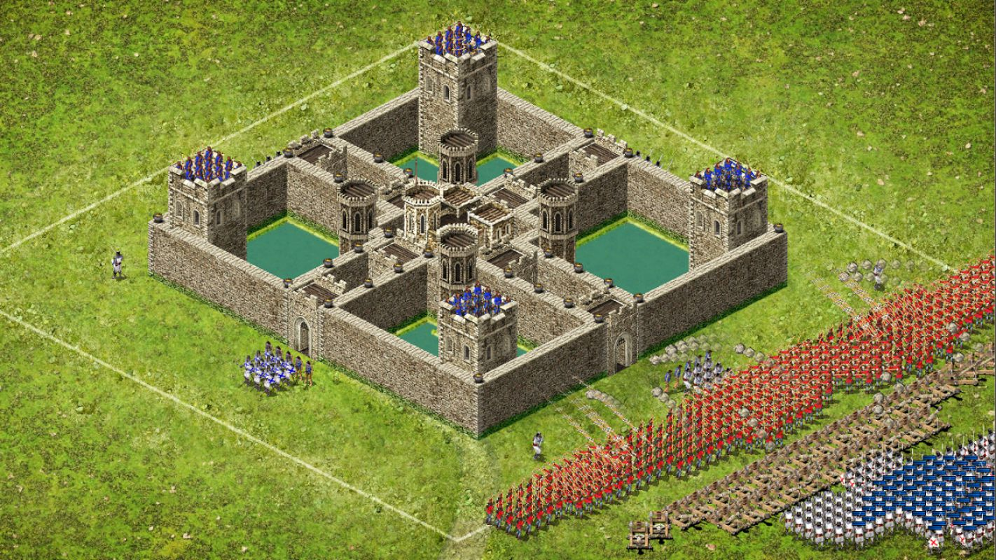 Stronghold Kingdoms: скриншоты и обзор.