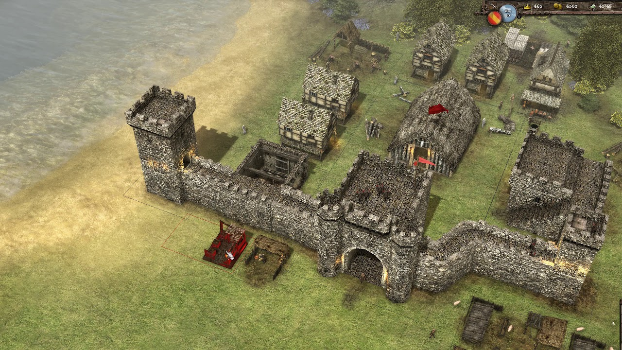 Stronghold 2. Обзор и файлы по игре.