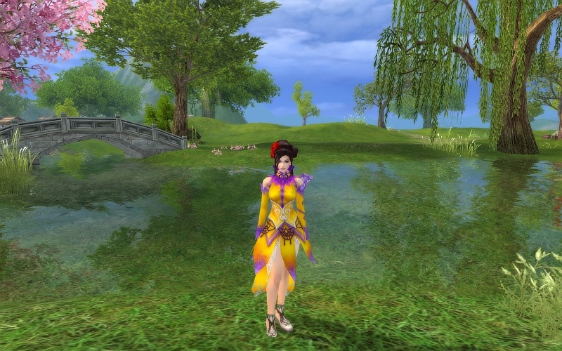 Обзор Jade Dynasty